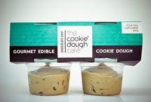 Single & Loving It / Single serve cookie dough cups