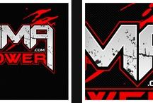 Awesome MMA Logos