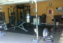 Carport Gym