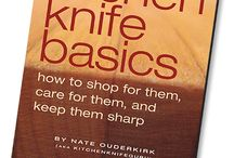 Books on Knives