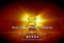 Real Estate Villa Anastasia & Marbella - Недвижимость в Испании