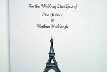 Parisian Wedding! / by Beadazzle Designs