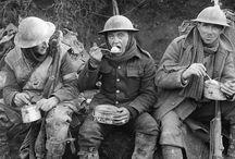 History: Trench Life & Warfare