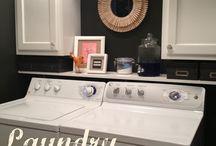 Laundry room! / by Natassia Zink