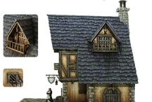 Medieval Buildings etc.