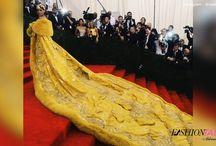 Guo Pei's Great Queen Gown