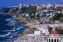San Juan, Porto Rico / by Sheila Lolmaugh