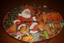 JUST CHRISTMAS FOR ALL / ΧΡΙΣΤΟΥΓΕΝΝΙΑΤΙΚΗ ΔΙΑΚΟΣΜΗΣΗ CHRISTMAS DECORATION