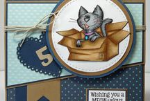 Cards-Kraftin Kimmie / by Kathie Maltby