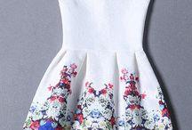 dresses & shoes bag matches