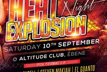 Heat Explosion Night / Heat Explosion Night , At Altitude Club Sat 10 Sep 2016