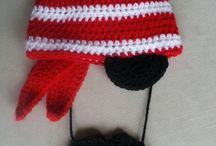 crochet 4 babies