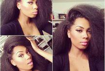 Hot Hair / Fab styles / by Mondella Jones