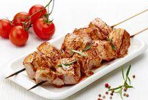 Kabobs (chicken, beef, pork)