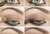 Smokey eyes / How to create a smoky eye. Makeup tips.