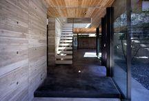 家/階段、玄関