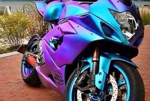 Custom Motorcycle Paintwork / Fantastic examples of custom work