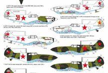 Soviet WW2 aircraft
