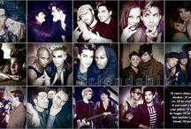Adam Lambert MY Love / I made collage