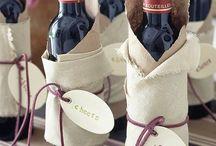 Wine Wraps + Ideas