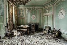 Lovely abandoned spaces