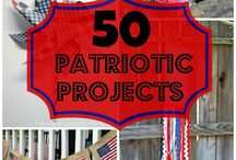DIY 4th of July / Patriotic Crafts, Recipes, and Tutorials / by Smart School House