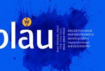 Blau Font Download