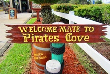 Pirate's Cove Kissimmee Florida / Avast and set sail for adventure, to a time when pirates ruled the high seas. For swashbuckling miniature golf full of surprises, visit Pirates Island and Pirates Cove Adventure Golf at one of our many port o' calls. Bring the whole family and discover. 2845 Florida Plaza Blvd Kissimmee, Fl 34746  407-396-7484