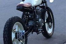 Motorcycles idea