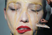 Pittura iperrealista / Questa sezione riguarda la pittura iperrealista