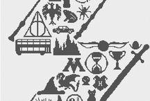 Harry Potter tattoo sleeve
