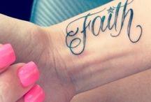Tattoos / by Alisa Nesbit