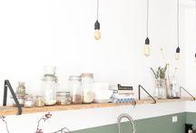 keuken ideeën / kitchen stuff
