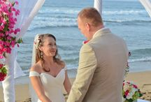 Tres Sirenas Beach Weddings / Simply elegant beach weddings hosted at Tres Sirenas Beach Inn, in Rincon Puerto Rico. Host your intimate destination wedding on the beach!