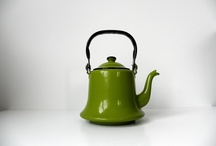 Tea & me ...