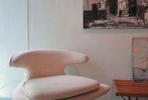 Interiors / Furniture, architecture, design, inspiration