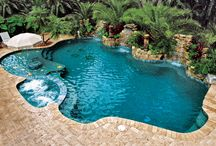 Freeform Pools/backyard ideas