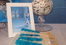 Frozen Birthday Party Ideas / by Jennifer Pry