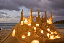 Sand Castles / by Dawn Riley