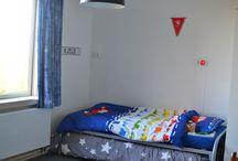 Jongenskamer / Slaapkamer van Kjeld.