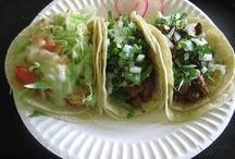 Mexican Food / by Debbi Montgomery
