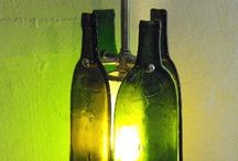 glass reuse / by spare parts