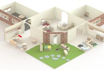 3D Room Planning for Nurseries & Primary Schools / Examples of layouts for nurseries. If you are planning a refurb in the next few months then our room planning service could be just what you need to give you ideas for planning your space.