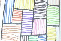 Mondrian enfants