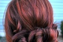hair / by Amber Zernzach