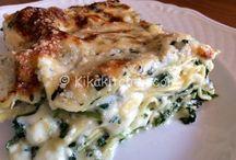 lasagna spinaci
