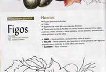 Pintura e Riscos Frutas e Legumes