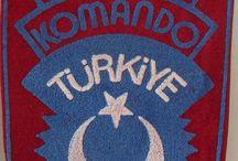 Turkish insignes