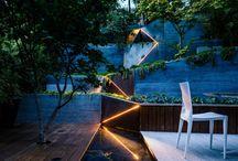 Espaces exterieurs et jardins