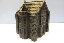 Esculturas old houses, castles
